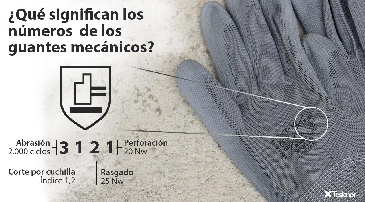guantes mecanicos