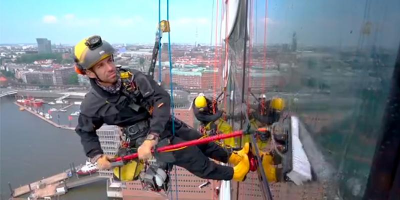 Sirven todos los cascos para el trabajo en alturas