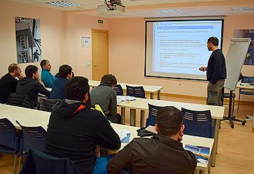 5 aulas adaptadas para formaciones presenciales