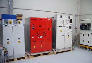 Celdas para prácticas eléctricas