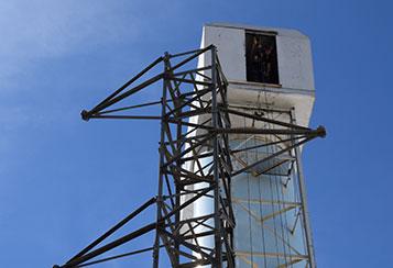Simulador torre eólica