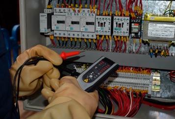 simulador riesgo electrico